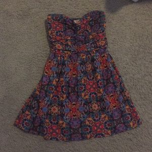 Urban Outfitters Tube Top Dress